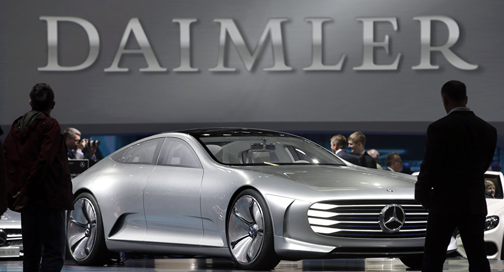 Cổ Phiếu Daimler AG Đang Bị Định Giá Thấp Hơn Thực Tế