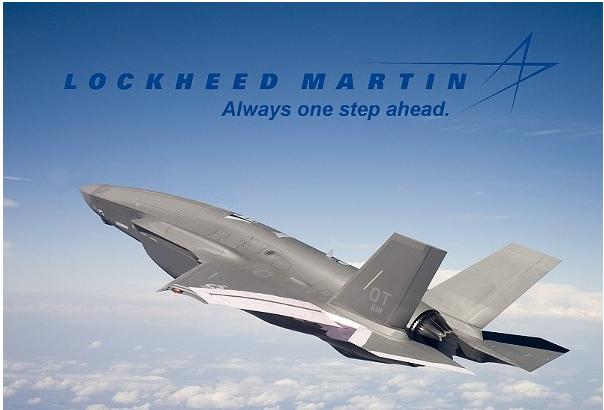 Lockheed Martin – Cổ Phiếu Dành Trọn Niềm Tin Từ Phố Wall