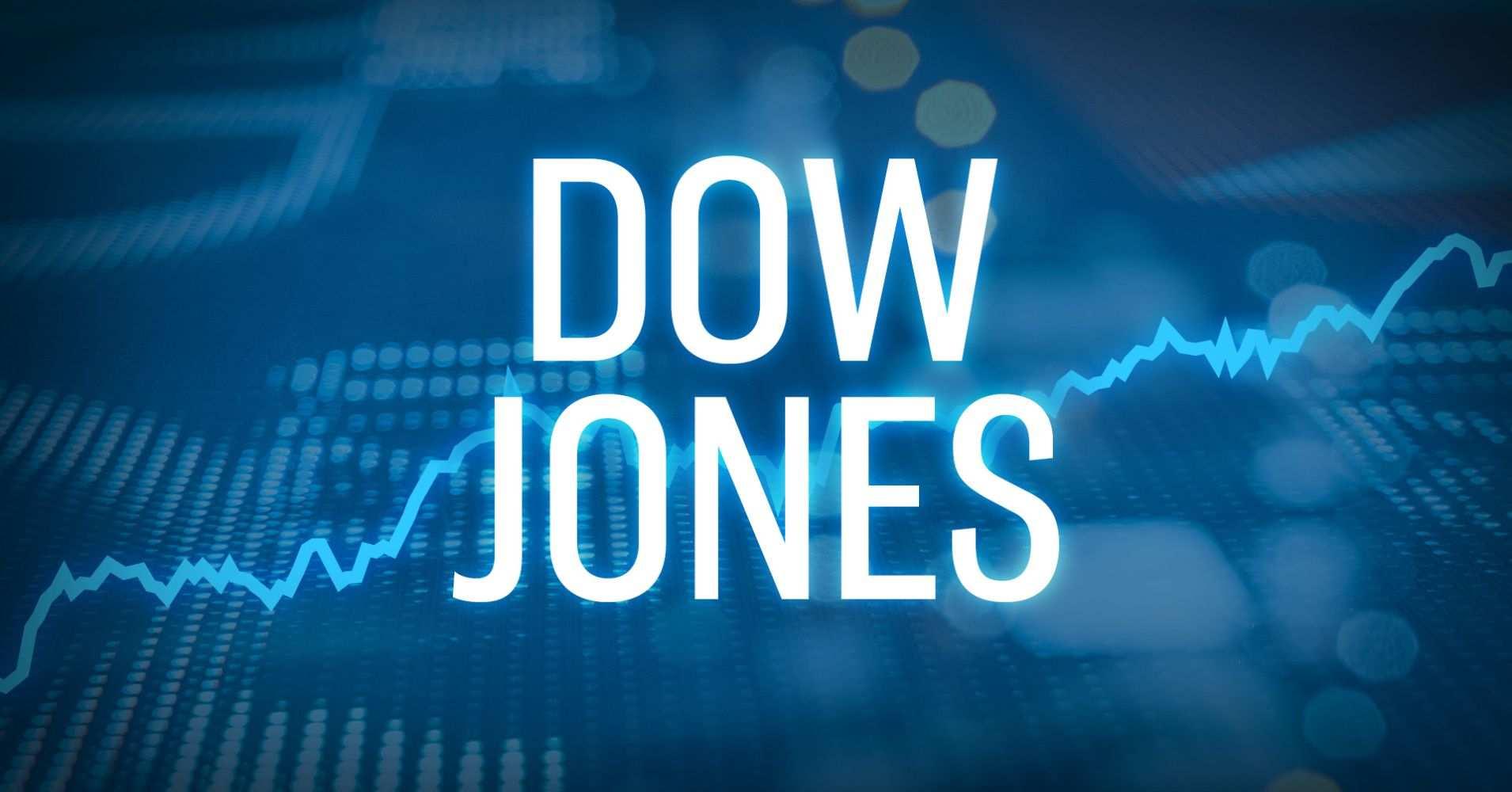 Dow Jones Tăng 370 Điểm Lập Kỷ Lục