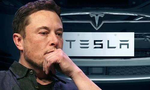 Đà Sụt Giảm Của Tesla Vẫn Không Thay Đổi?