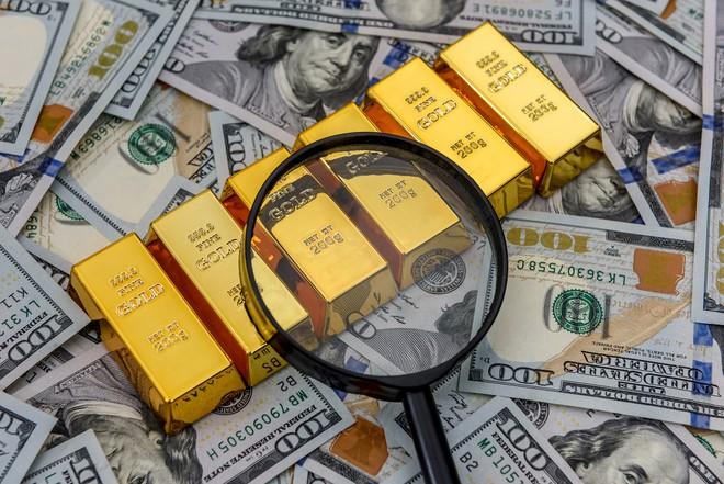 Vàng Nhích Nhẹ Trước Đồng USD