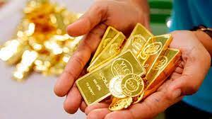 Vàng Giảm Nhưng Có Thể Vẫn Ghi Nhận Tăng Trong Tuần